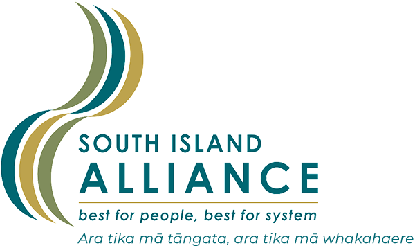 South Island Alliance logo